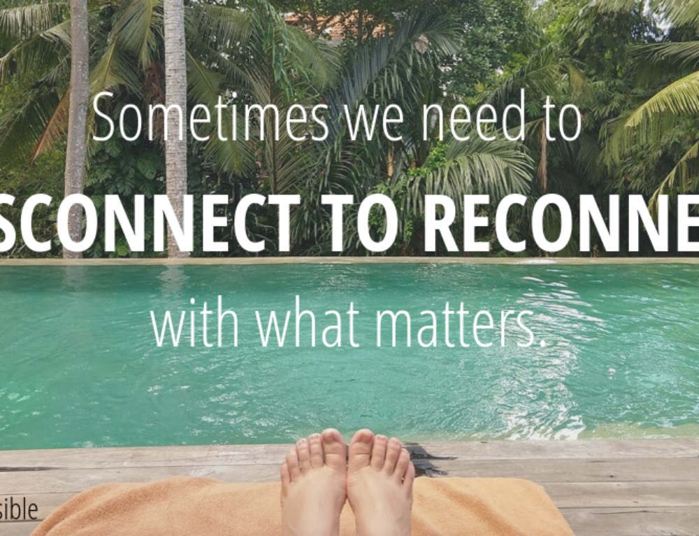 Are You Connecting with the Person Who Matters Most?